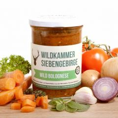 Wild Bolognese 400 Gramm