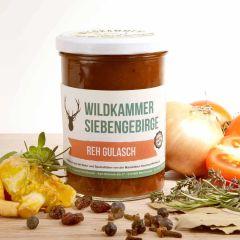 Reh Gulasch 400 Gramm