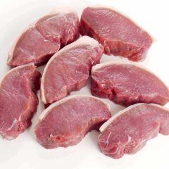 Wildschwein Steak