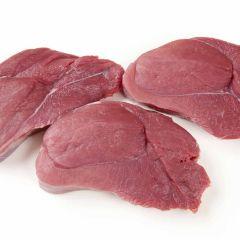 Wildschwein Steak aus der Keule