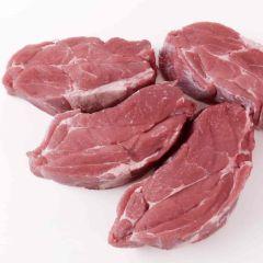 Wildschwein Nacken Steak
